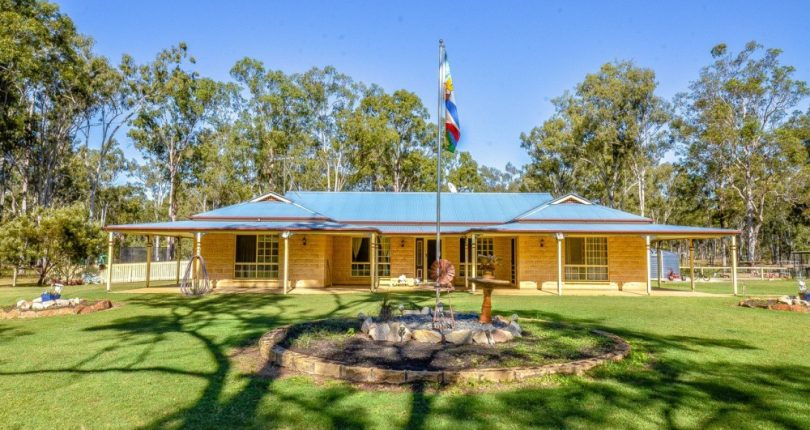 STUNNING PROPERTY ON 5 ACRES WITH GRANNY FLAT